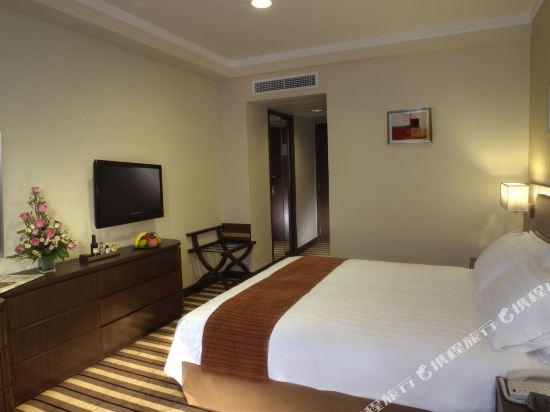 香港九龍維景酒店(Metropark Hotel Kowloon)標準客房