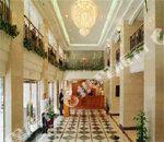 澳門新麗華酒店(Sintra Hotel)大堂