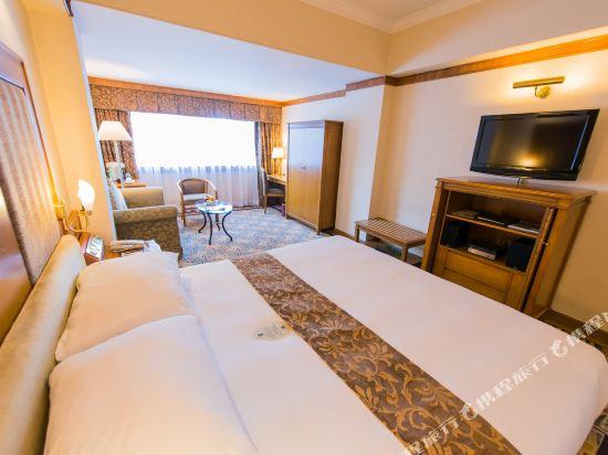 澳門新麗華酒店(Sintra Hotel)高級豪華房