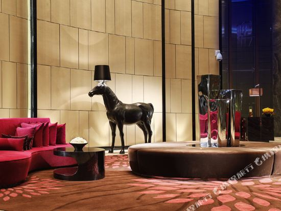 東莞虎門美思威爾頓酒店(Mels Weldon Dongguan Humen)大堂吧