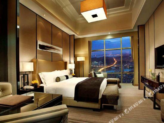 東莞虎門美思威爾頓酒店(Mels Weldon Dongguan Humen)索菲特豪華俱樂部房