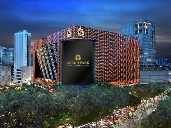 新加坡君樂酒店
