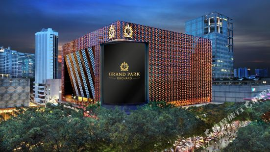 Grand Park Orchard Singapore