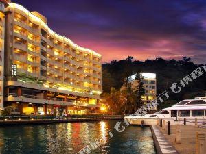 南投日月潭大淶閣飯店(Hotel Del Lago)