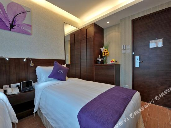 香港寶軒酒店(尖沙咀)(The Bauhinia Hotel (Tsim Sha Tsui))高級客房
