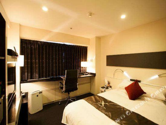 大阪十字酒店(Cross Hotel Osaka)大床房