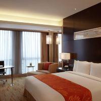 上海綠地萬怡酒店酒店預訂