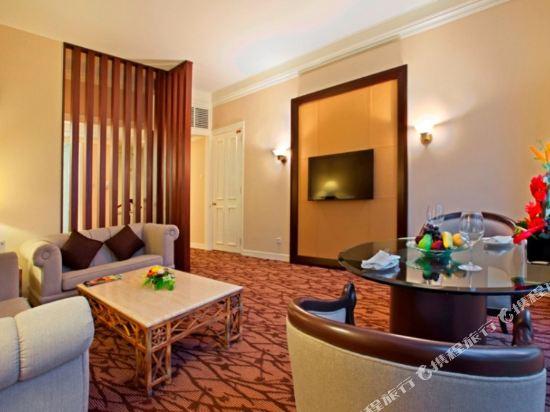 吉隆坡帝苑酒店(Hotel Istana Kuala Lumpur)一室套房