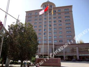 庫爾勒輪台縣中亞大酒店