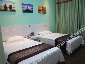 青海湖西海岸唯美人文旅館
