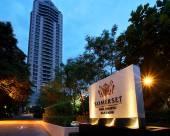 曼谷盛捷蘇安普盧公園服務公寓