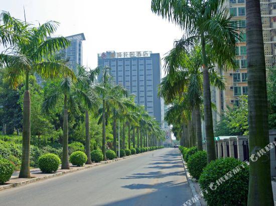 深圳澳城花園酒店(Ocean City Hotel Shenzhen)外觀