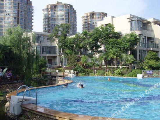 深圳澳城花園酒店(Ocean City Hotel Shenzhen)健身娛樂設施