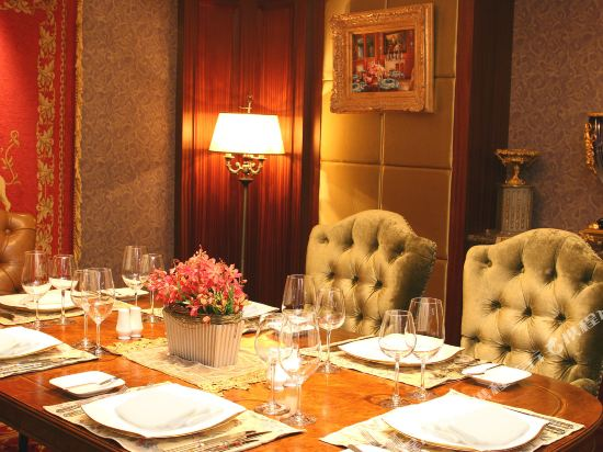 台北神旺大飯店(San Want Hotel)西餐廳