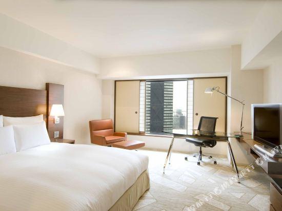 東京希爾頓酒店(Hilton Tokyo)客房