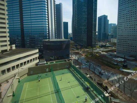 東京希爾頓酒店(Hilton Tokyo)健身娛樂設施