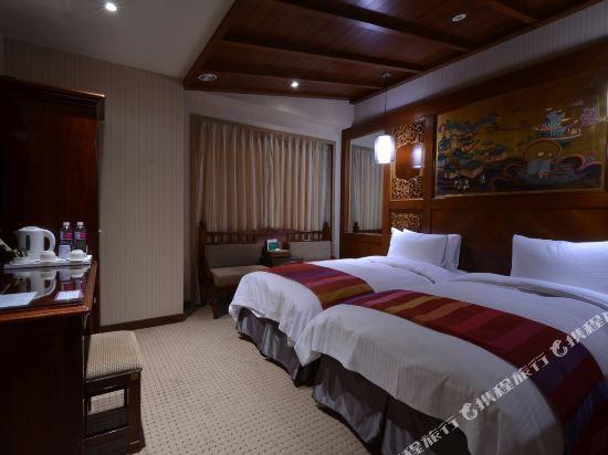 台北麗都唯客樂飯店(Rido Hotel)景觀客房雙人房