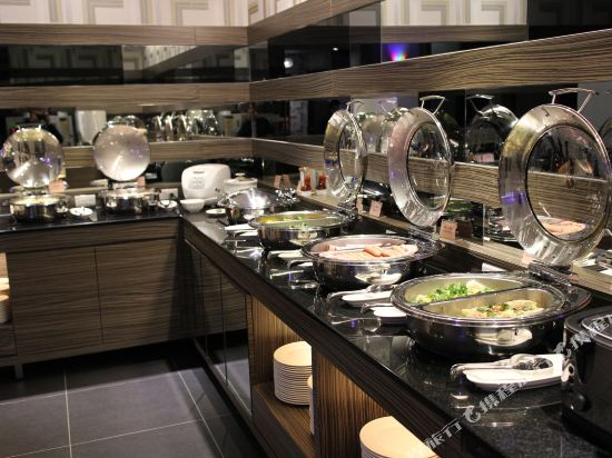 台北麗都唯客樂飯店(Rido Hotel)餐廳