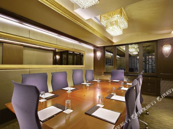 台北花園大酒店(Taipei Garden Hotel)會議室