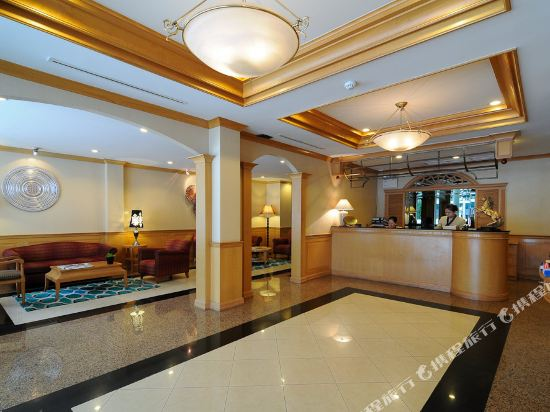 曼谷海軍上將套房酒店(Admiral Suites Bangkok)公共區域