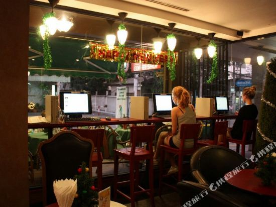 曼谷海軍上將套房酒店(Admiral Suites Bangkok)咖啡廳
