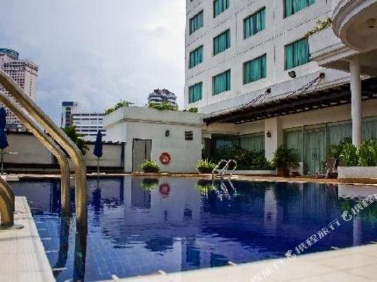 吉隆坡偉士達納酒店(Vistana Kuala Lumpur Titiwangsa)室外游泳池