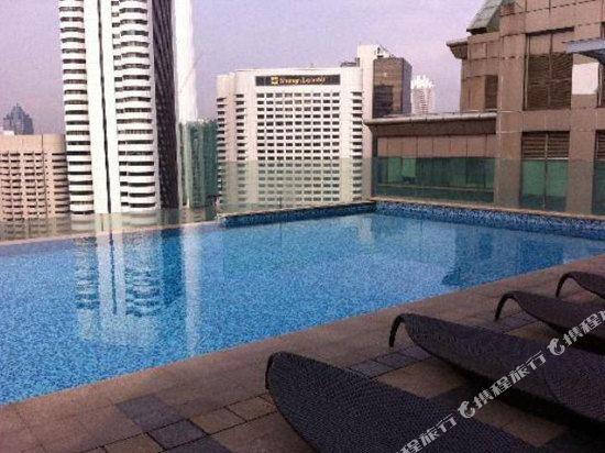 吉隆坡輝盛國際公寓(Fraser Place Kuala Lumpur)健身娛樂設施
