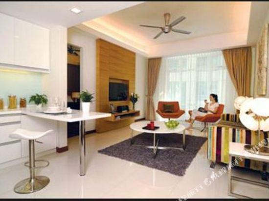 吉隆坡輝盛國際公寓(Fraser Place Kuala Lumpur)一臥室行政公寓