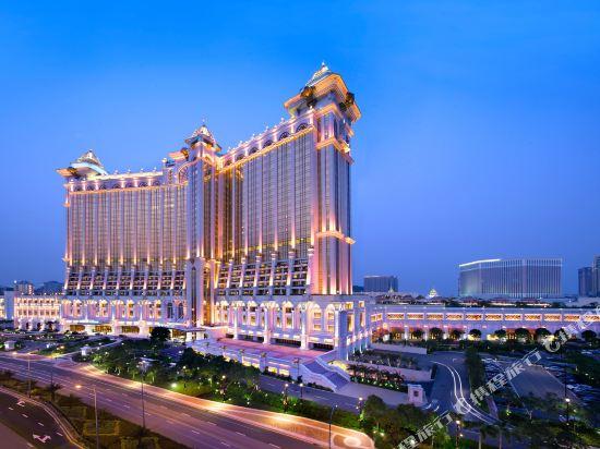 澳門銀河酒店(Galaxy Hotel)外觀