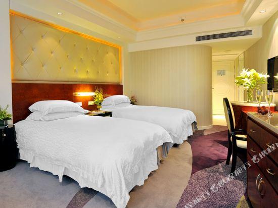 浙江大酒店(Zhejiang Grand Hotel)無煙豪華客房(雙床)