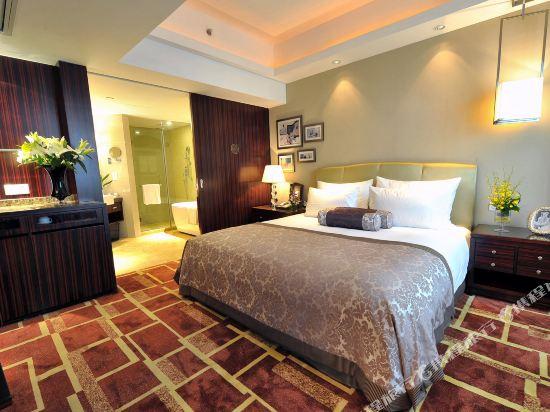 浙江大酒店(Zhejiang Grand Hotel)行政湖景客房(大床)
