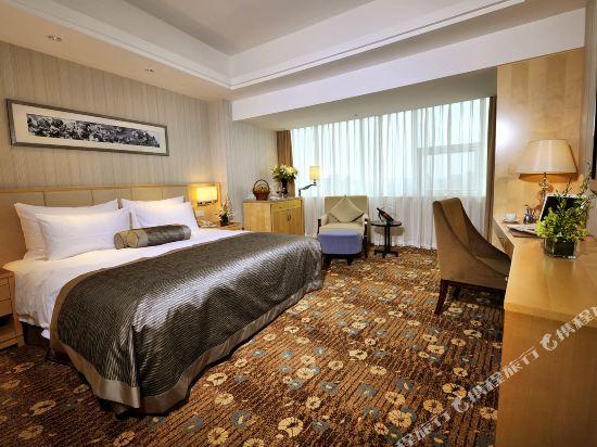 浙江大酒店(Zhejiang Grand Hotel)豪華客房(大床)