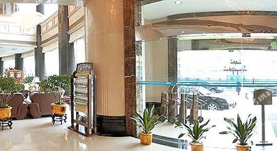 浙江大酒店(Zhejiang Grand Hotel)大堂