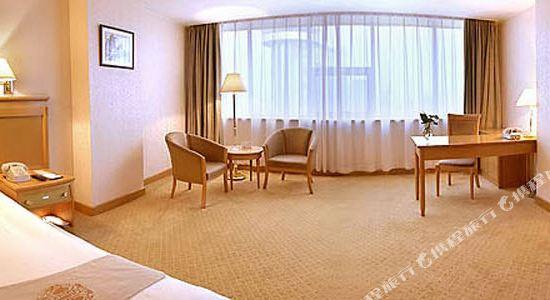浙江大酒店(Zhejiang Grand Hotel)豪華大床房