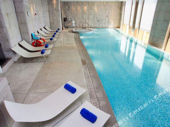 澳門大倉酒店(Hotel Okura Macau)室內游泳池