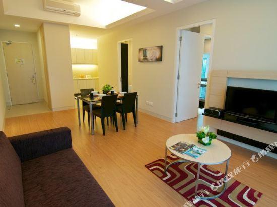 吉隆坡瑞園公寓(Swiss Garden Residences Kuala Lumpur)公寓套房