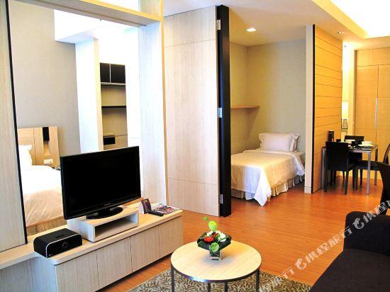 吉隆坡瑞園公寓(Swiss Garden Residences Kuala Lumpur)一居室至尊房