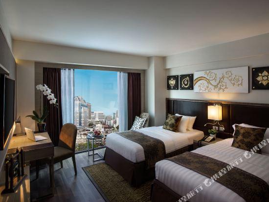 康帕斯酒店集團素坤逸11巷瑞士大酒店(Grand Swiss Sukhumvit 11 by Compass Hospitality)尊貴間