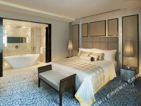 曼谷瑞吉酒店(The St. Regis Bangkok)大都市套房