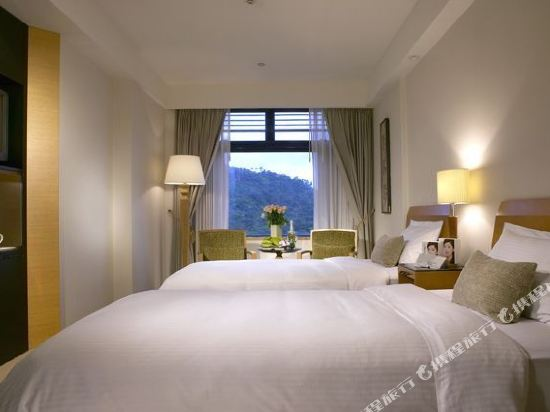 台北北投春天酒店(Spring City Resort)典雅客房雙人房049