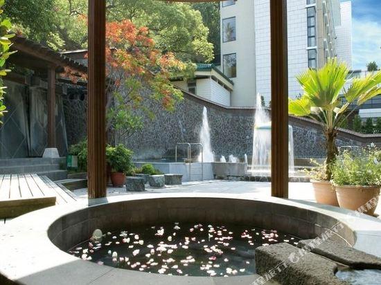 台北北投春天酒店(Spring City Resort)公共區域
