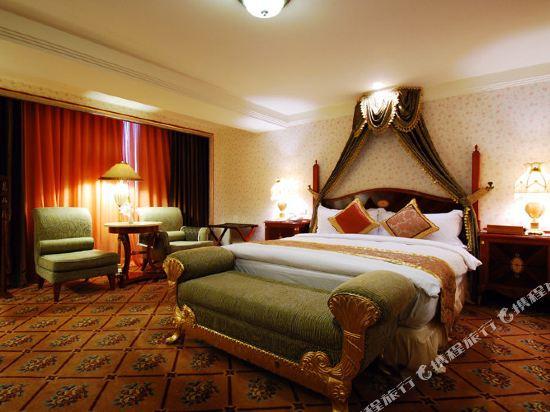 台北首都唯客樂飯店(CAPITAL  WAIKOLOA HOTEL)豪華套房雙人房002