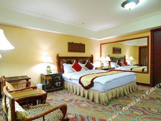 台北首都唯客樂飯店(CAPITAL  WAIKOLOA HOTEL)精致套房雙人房001