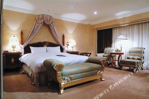 台北首都唯客樂飯店(CAPITAL  WAIKOLOA HOTEL)客房