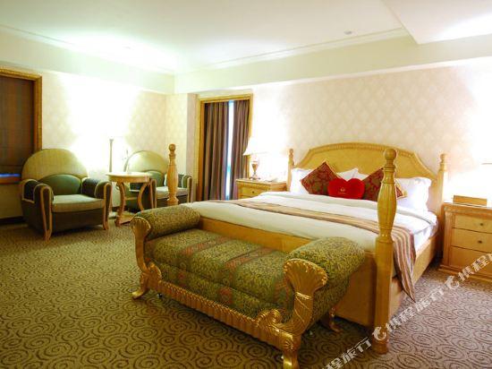 台北首都唯客樂飯店(CAPITAL  WAIKOLOA HOTEL)蜜月套房雙人房004