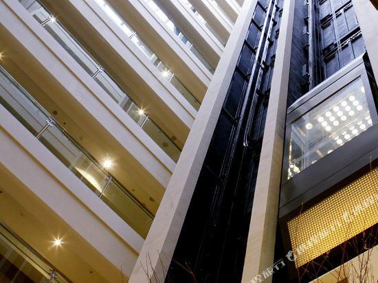 台北馥敦飯店-復南館(Taipei Fullerton Hotel South)外觀