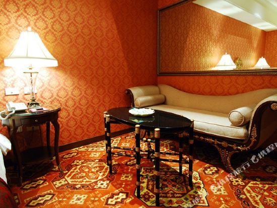 台北麗都唯客樂飯店(Rido Hotel)歐式景觀客房007