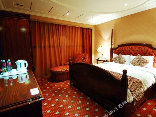 台北麗都唯客樂飯店(Rido Hotel)豪華客房014