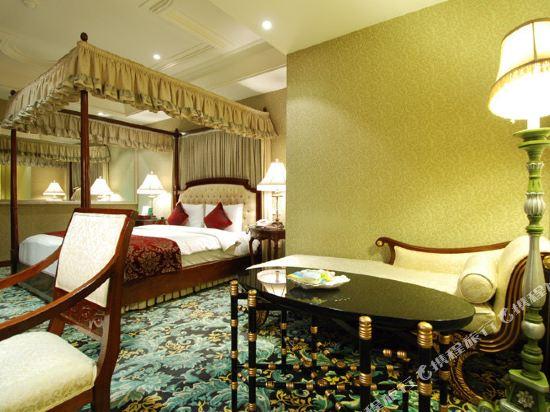 台北麗都唯客樂飯店(Rido Hotel)歐式豪華客房015