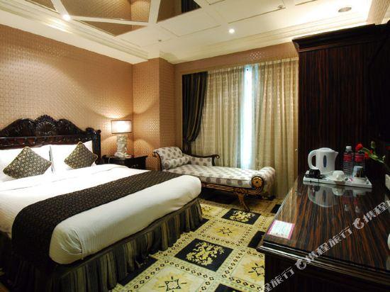 台北麗都唯客樂飯店(Rido Hotel)景觀客房006
